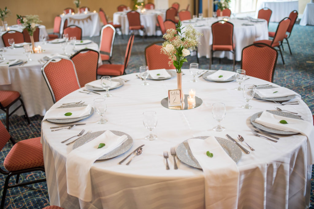 Our flexible space allows you to setup your dream event